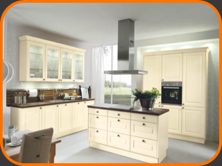 Hacker Classic Kitchen Range