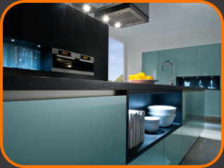 Hacker Systemat Kitchen Range